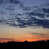 закат :: Катерина Шинтарь
