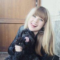 My litle, faforite dog :: Yulia