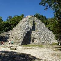 Пирамида в Коба, Мексика :: Никита Пелевин