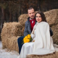 Зимняя свадьба :: Ольга Колодкина