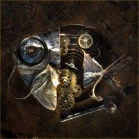 Ключ от сердца Мертвой Механической Рыбы :: Lev Serdiukov