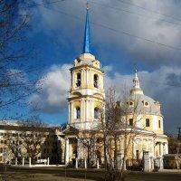 Храм Вознесения на Гороховом поле :: Николай Дони