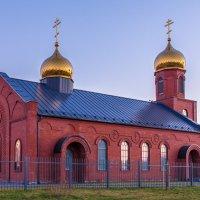 Старообрядческая церковь :: Леонид Соболев