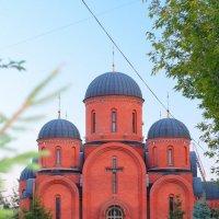 Храм Николая Мирликийского в Отрадном :: Наталья К*******