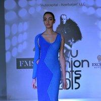 Baku Fashion Nights 2015 :: Эрик Делиев