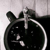 Время чая :: Алёна Колесникова