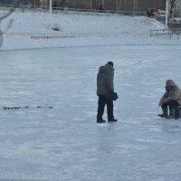 И здесь рыбнадзор!ну куда же на рыбалку уехать?! :: Дмитрий Стрельников