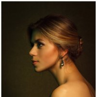 Портрет девушки :: алексей афанасьев