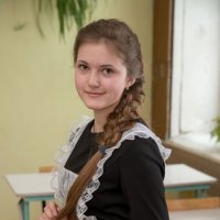 Школьница :: Валентин Прокудин