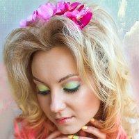девушка-весна :: Кристина Волкова(Загальцева)