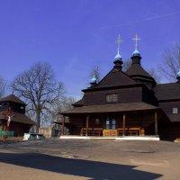 Благовіщенська церква. :: Тарас Семигаленко