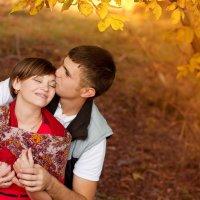 Осень, любовь.. :: Екатерина Куница