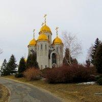 Храм Всех Святых :: Vladimir Denisov