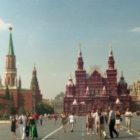Красная площадь :: Катька Zenitчица