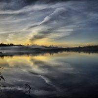 Зеркальное отражение заката :: Татьяна Кретова