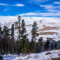 Лагонаки зимой :: Ольга Решетникова