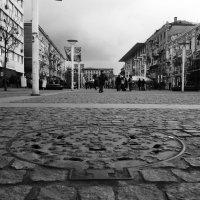 Европейская площадь. Днепропетровск. :: Анатолий Выхристенко