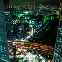 Royal Park Shiodome Tower :: Макс Зазулин