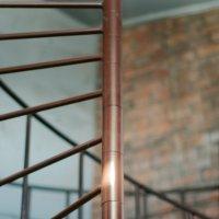 лестница колоннады Иссакиевского собора :: Алексей Кудрявцев