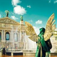 ангел :: Евгений Васильцов