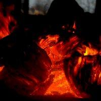 горячие уголь :: Марина Брюховецкая