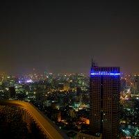 64 этаж: ресторан на крыше... :: Oleg Gendelman