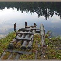Старые мостки... :: Андрей Медведев