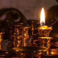 Молитва :: Илья Бесхлебный
