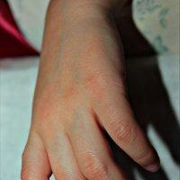 Ручка ребёнка :: Валерия Коваленко