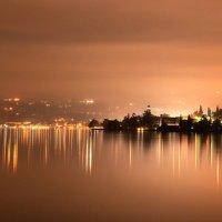 Ночное озеро :: Сергей Бордюков
