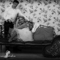 Свадьба Кости и Наташи :: Иван Соловьев