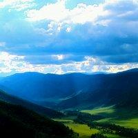 Перевал Чике-Таман :: Мария Вологжанина