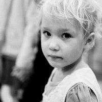 Девочка :: Ольга Коблова