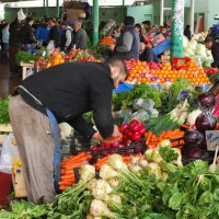 На рынке :: Elena Balatskaya