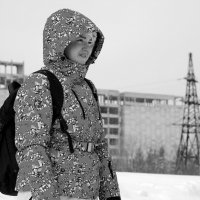 Поход на Комбы. :: Дмитрий Арсеньев