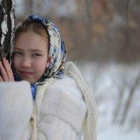 Последний морозный денек :: Ирина Артемова