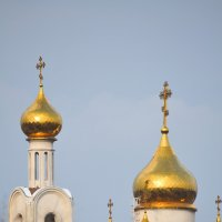 Церковь :: Елена Течиева