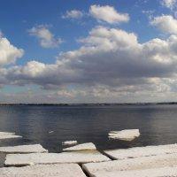 Облака и льдины :: Dr. Olver