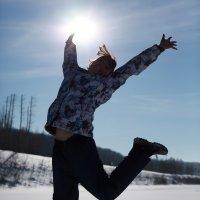 зимняя прогулка :: Андрей Панкрац