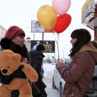 праздник в городе :: Андрей Панкрац