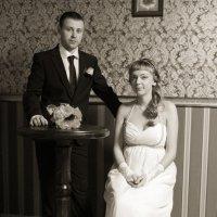 Свадебная фотосессия. Ирина и Андрей :: Мария Сидорова