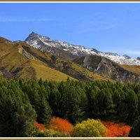 Осень в горах :: Евгений Печенин