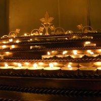 святые огни :: Надежда Масливец