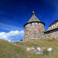 Соловешкие башни :: Александр Сивкин