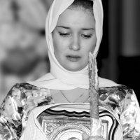 В храме :: Margarita Shrayner