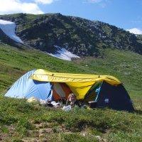 У подножия священной горы Отортен :: Сергей Комков