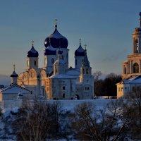 монастырь :: Михаил Карпов