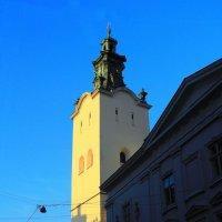 башня :: Владимир Хижко