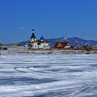 На берегу Байкала. :: Вадим Коржов