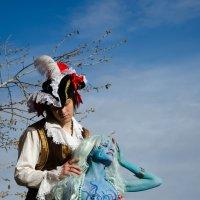 Фотопроект Русалка и Пират :: Мария Сидорова